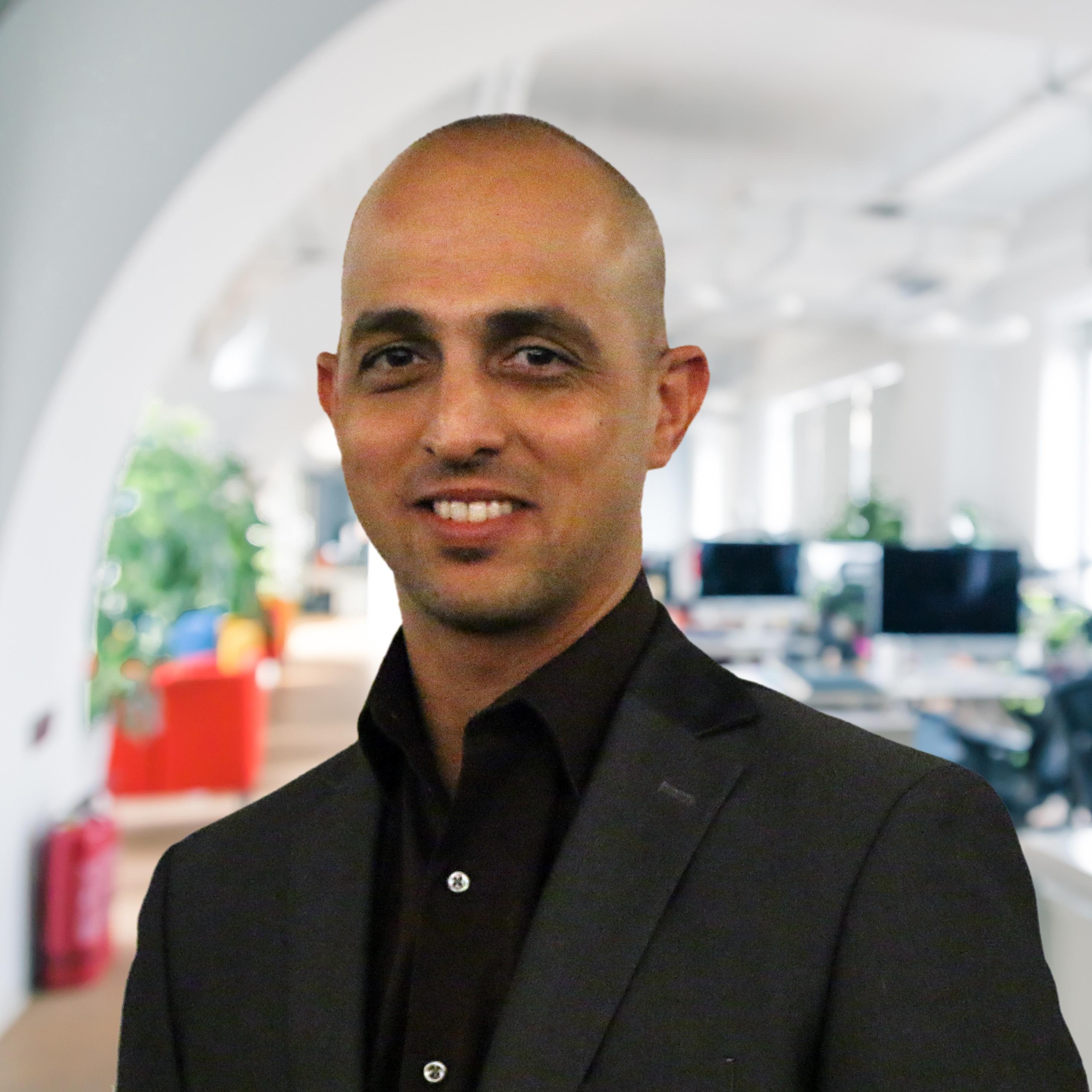 Hussain Zaidi - Chief Solutions Architect