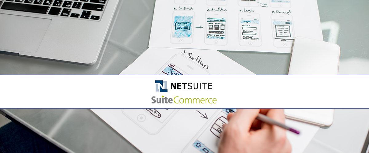 User Experience SPOTLIGHT NetSuite SuiteCommerce Website Designer