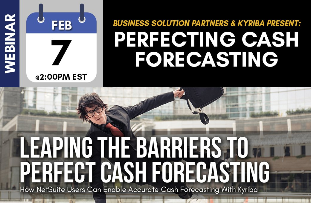BSP_Events_CashForecasting