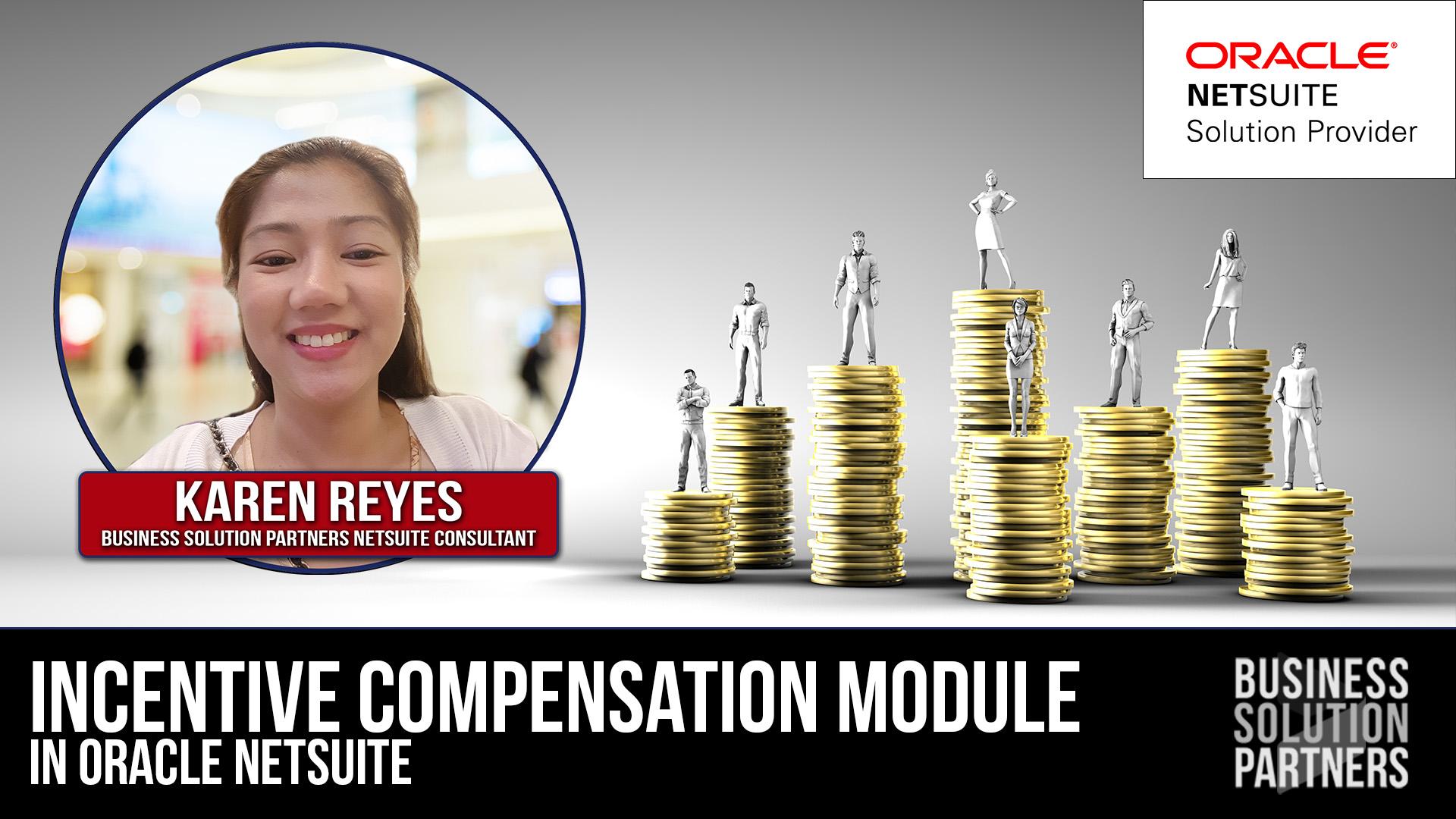 Exploring NetSuite: The Incentive Compensation Module