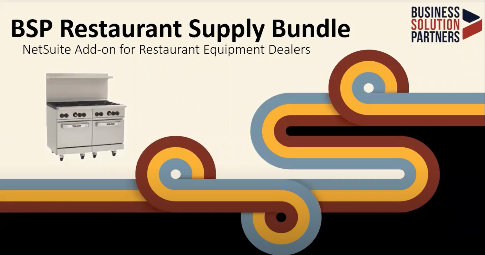 Restaurant Supply Bundle video screenshot